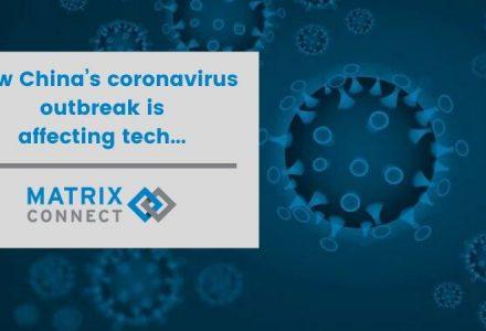How China's coronavirus outbreak is affecting tech...