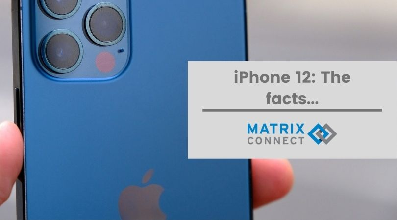 iphone 12 the facts